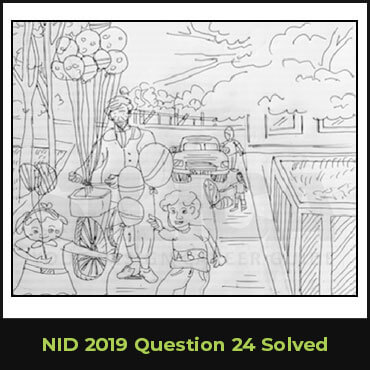 NID 2019 Question 24 Solved