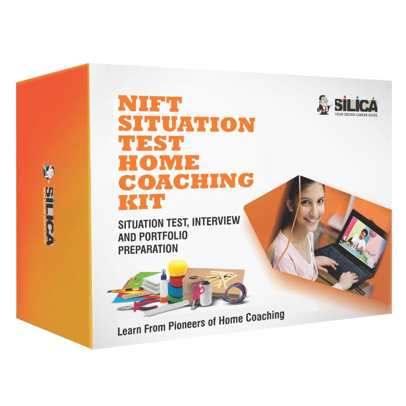 NIFT Situation Test Home Coaching Kit 2018