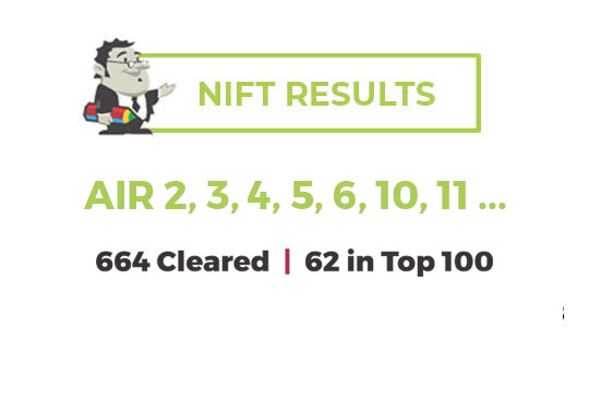 NIFT Results