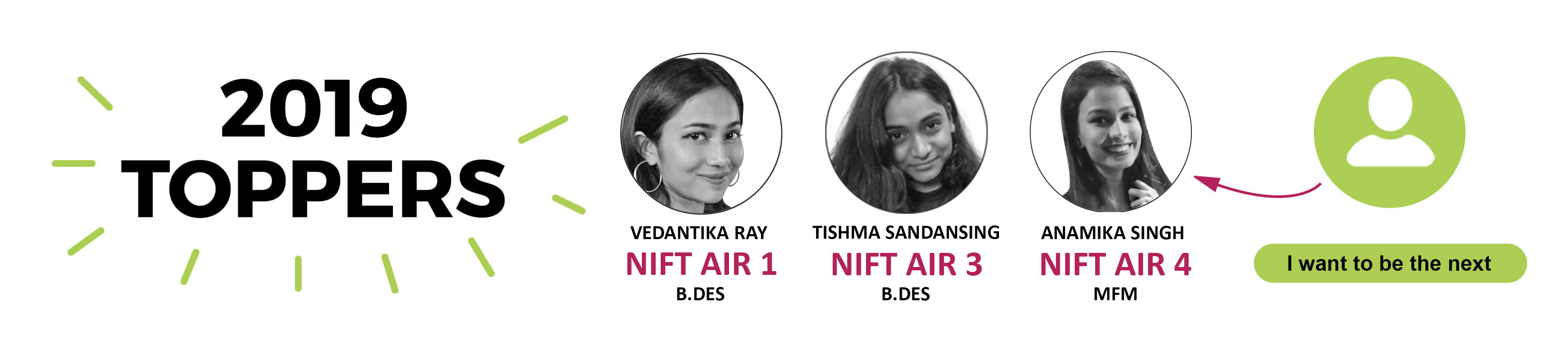 Nift Situation Test Toppers | SILICA